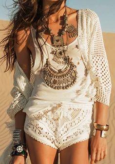 ➳➳➳☮ American Hippie Bohemian Boho Feathers Gypsy Spirit Style ~
