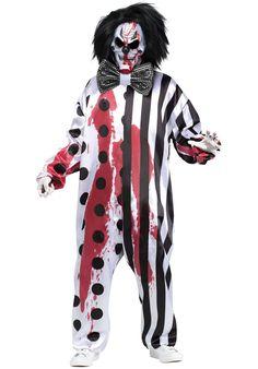 Bleeding Killer Clown Costume - Halloween Costumes at Escapade™ UK - Escapade Fancy Dress on Twitter: @Escapade_UK