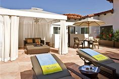 Sunset Marquis - Hotel, Restaurant, Spa - West Hollywood, Los Angeles, California