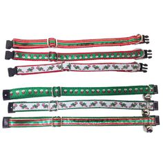 Give your pets holiday cheer with our cute Small Holiday Collars! Only $4.95. Use coupon code: superhappypets for 10% off. http://www.superhappypets.com/other_pet_products/super_happy_pets/cats/collars_and_harnesses/small_holiday_collar.html #superhappypets #superhappypets #cats #dogs #collars
