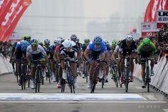 サッカーに続き自転車でも・・・北京の大気汚染でステージ短縮、ツアー・オブ・北京。 #ToB2014 #rm_112
