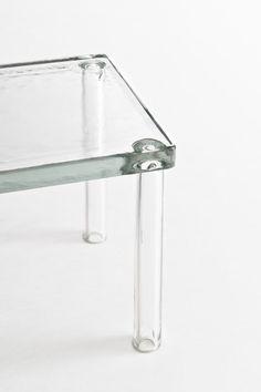 Ronan & Erwan Bouroullec Design - Nesting Table, Glas Italia 2016