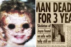 Fred and Rosemary West 17 Horrifying Wikipedia Pages That Are For Adults Only Creepy Stories, Ghost Stories, Horror Stories, Creepy But True, Creepy Facts, Creepy Stuff, Scary Documentaries, Creepy Monster, Haunted History