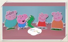 Display de mesa Peppa Pig