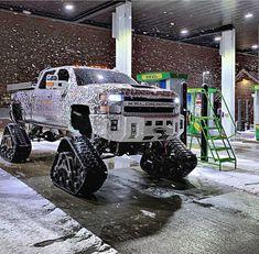big jacked up trucks mudding 4x4 Trucks, Custom Pickup Trucks, Lifted Chevy Trucks, Ford Pickup Trucks, Diesel Trucks, Cool Trucks, Dodge Diesel, Lifted Duramax, Chevy 4x4
