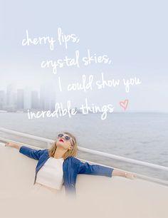 Taylor Swift sort son nouveau single, Wildest Dreams