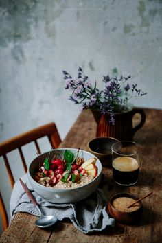 Overnight cherry oats to rock your morning | What Should I Eat For Breakfast Today? | Bloglovin'