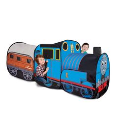 Look at this #zulilyfind! Thomas with Caboose Tent by Thomas & Friends #zulilyfinds