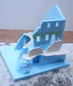How to work with high-density polystyrene: Part 3
