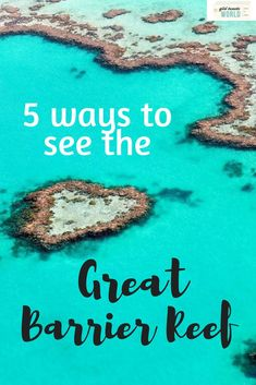 Queensland holiday ideas for backpackers, beach lovers & more. How to visit the Great Barrier Reef whatever your travel style. #australia #greatbarrierreef #queensland #whitsundays #scuba #diving #bucketlist via @girltweetsworld
