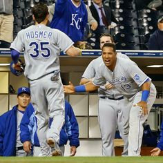 Hosmer & Perez - Kansas City Royals