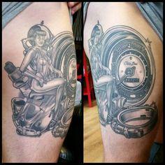 Vw Tattoo, Car Tattoos, Desenho Tattoo, Tattoo Ideas, Tumblr, Ink, Portrait, Beetle Car, Tatoo