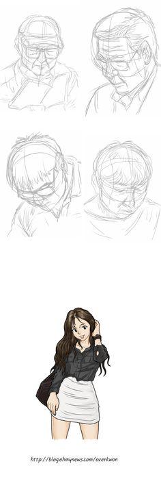 http://blog.ohmynews.com/overkwon/533455 오버권 아이패드 스케치 overkwon iPad sketch