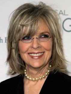 Diane Keaton. One of my favourite actors from some of my favourite movies.