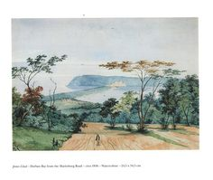 Durban Bay from Maritzburg Road African History, Family History, Photos, Pictures, Watercolor, Painting, Image, Watercolour, Watercolor Painting