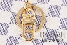 Louis Vuitton Damier Azur Delightful MM Rose Ballerina