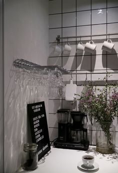 Arch Interior, Interior And Exterior, Interior Design, Hanging Wine Glasses, Houses In France, Kitchen Time, Industrial House, Apartment Living, Kitchen Interior