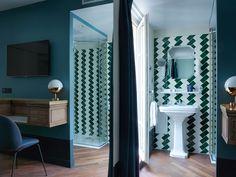 Art Deco Thrills at Hotel Bachaumont, Paris | Yatzer