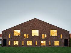 AVDK Architecten Vande Kerckhove — Passive Office