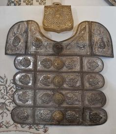 The war armour from the Islamic Art Collection