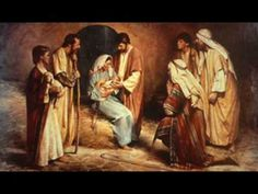 'Birth Of Jesus' by Del Parson Luke (KJV) For unto you is born this day in the city of David a Saviour, which is Christ the Lord. The Christmas Song, Favorite Christmas Songs, True Meaning Of Christmas, A Christmas Story, Christmas Carol, Christmas Videos, Christmas Tunes, Christmas Greetings, Lucas 2