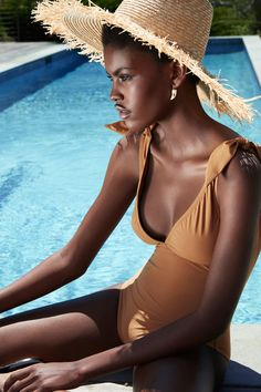The Ultimate Guide to Summer's Best Swimsuits Photos | W Magazine