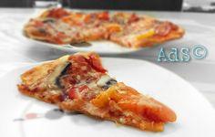 Porque es Viernes y apetece... una #receta #sustanciosa 😉... #Pizza #Barbacoa..   ● INGREDIENTES:  -1 Masa de Pizza  -Salsa Barbacoa al gusto  -Baicon en lonchas troceado  -2 Champiñones láminados  -Tomate natural a rodaj...