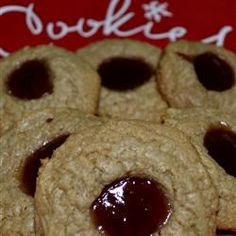 Uncle Mac's Peanut Butter and Jelly Cookies - Allrecipes.com