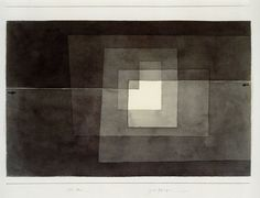 Paul Klee, Two Ways, 1932, 31.3 x 48.4 cm, Watercolour on paper mounted on paper, Solomon R. Guggenheim Museum, New York