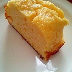 まるでチーズケーキ♪おからヨーグルトケーキ