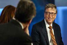 NoozYes : Bill Gates remains Richest man in World in 2016 li. International Business News, Rich List, Dunya News, Bill Gates, Rich Man, Billionaire, Couple Photos, World, Discovery