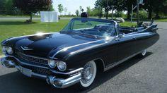 1959 Cadillac Eldorado Biarritz Convertible - One Rare Drop-Top