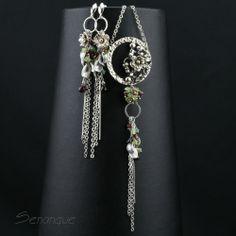 Romantyczna #bizuteria srebrna
