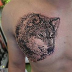 26 Wolf Tattoo