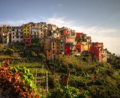 Cinque Terre Is The Most Magnificent Part Of Italy