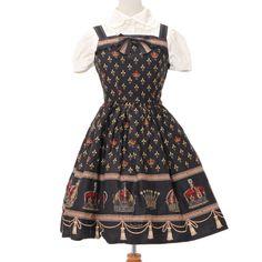 http://www.wunderwelt.jp/products/detail3184.html ☆ ·.. · ° ☆ ·.. · ° ☆ ·.. · ° ☆ ·.. · ° ☆ ·.. · ° ☆ Grazia Crown dress Innocent World ☆ ·.. · ° ☆ How to order ☆ ·.. · ° ☆ http://www.wunderwelt.jp/blog/5022 ☆ ·.. · ☆ Japanese Vintage Lolita clothing shop Wunderwelt ☆ ·.. · ☆