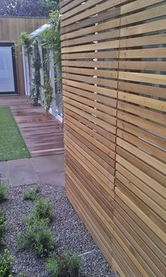 The Garden Trellis Company | Products | Bespoke Contemporary ...