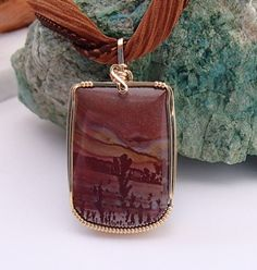 A personal favorite from my Etsy shop https://www.etsy.com/listing/32741577/sonoran-desert-wire-wrapped-designer
