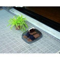 Good for balconies. ベランダサンダルカバー 612177