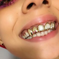- Welcome to our website, We hope you are satisfied with the content we offer. Gold Fangs, Gold Teeth, Girl Grillz, The Pioneer Woman, Diamond Grillz, Grills Teeth, Tooth Gem, Gold Grill, Piercings