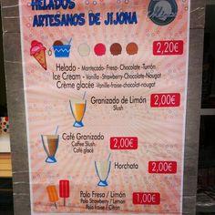 Al rico helado artesano #migaspanybolleria #alicantegram #Alicante #alicantephoto #alicantecity #tiamaria #cumpleaños #instagramers #instalike #instalicante #igersalicante #igers #instafriends #instamood #incostabrava #iphonepics #instadaily #instagood #love #panaderia #pan #photooftheday #tweegram #iphoneasia #me #picoftheday #pastel #tarta #cake