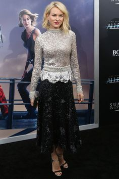 Naomi Watts Just Proved Modest Dressing Has a Major Place on the Red Carpet