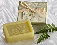 """Della Terra"" Olive Oil Soap from HotRef.com #oliveoil #soap"