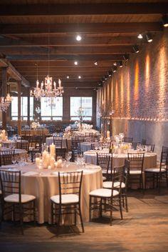 Gallery 1028 Chicago Loft Wedding Venue Lighting 2