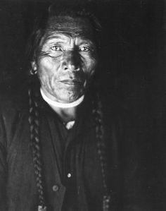 Henry Looking Glass - Nez Perce - 1913