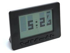 Tetris Animated Alarm Clock