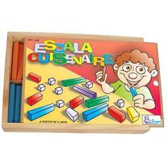 Este Material permite que a criança construa as relações entre a quantidade e medidas, facilitando a compreensão dos numeros e operações.