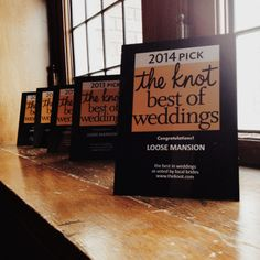 THANK YOU! | Loose Mansion Blog | Kansas City Wedding