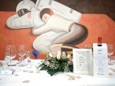 ManidiRana® Design matrimonio in blue/bianco/lilla#wedding events