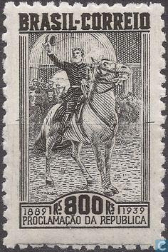 Brazil [BRA] - 50 years Republic of 1939